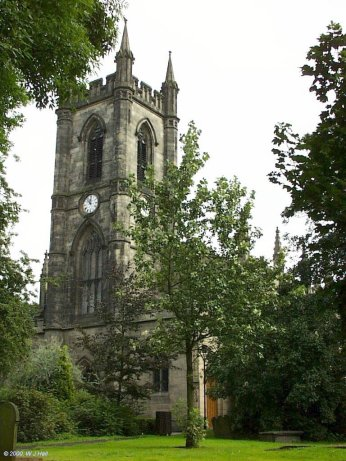 Stoke on Trent, Stoke Minster St Peter ad Vincula (10)